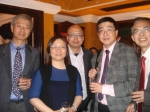 Wai Keung Tam, Hamida Haroon, Johnson Haroon, Bosco Chubg and James Cheung