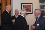 Chris Reid, James Armstrong, Malcolm Gourlay and Graeme Scott