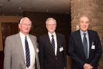 John Milne, Colin MacKean and Billy Kilpatrick